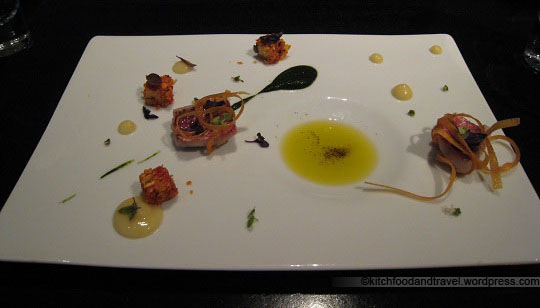 Alinea (Chicago) (Jun 2008)