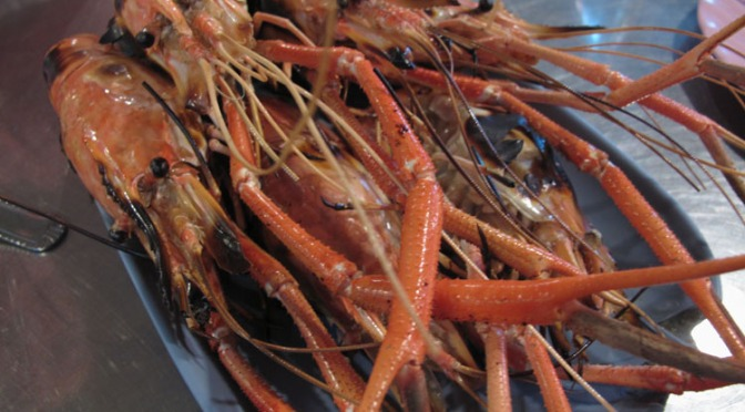 Noi Seafood @ Huai Kwang (Bangkok)