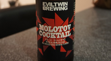 Evil Twin Molotov Cocktail