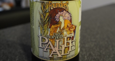 Founders Pale Ale (Dry Hopped)