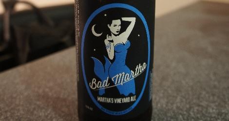 Bad Martha Martha's Vineyard Ale