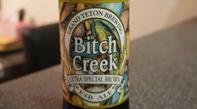 Grand Teton Bitch Creek Extra Special Brown Ale