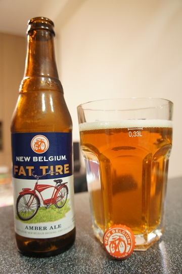 New Belgium Fat Tire Amber Ale Words Of Another Dreamy Traveller