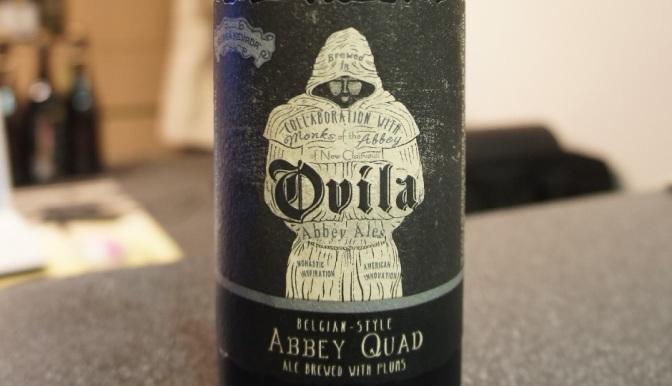 Sierra Nevada Ovila Abbey Quad – Plums