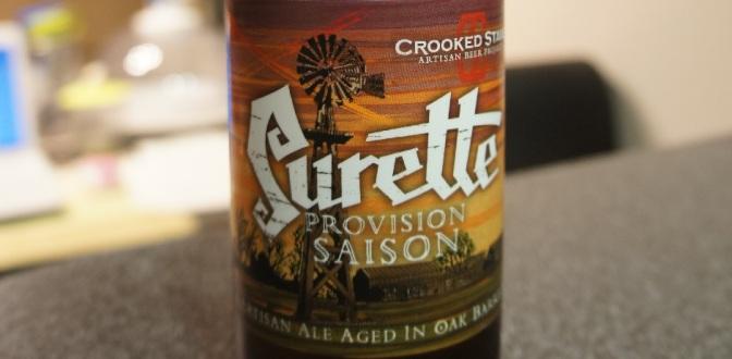 Crooked Stave Surette Provision Saison