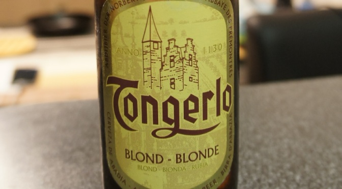Tongerlo 6 Blonde