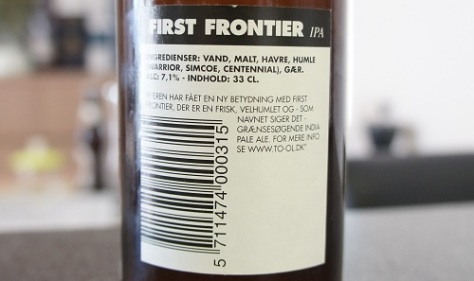 to ol first frontier ipa 4