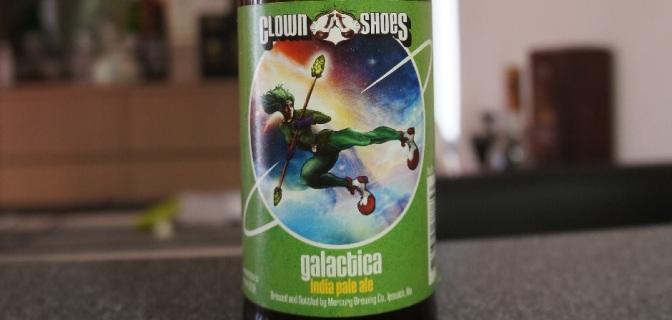 Clown Shoes Galactica
