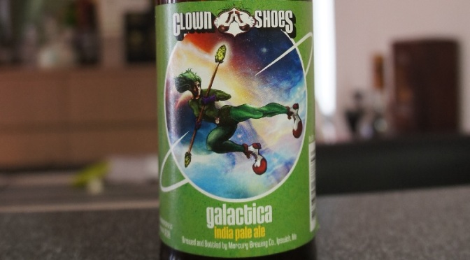 Clown Shoes Galactica