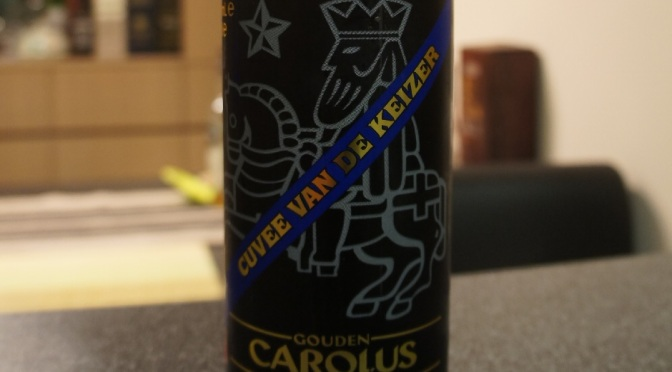 Het Anker Gouden Carolus Cuvée Van De Keizer Blauw (Blue)