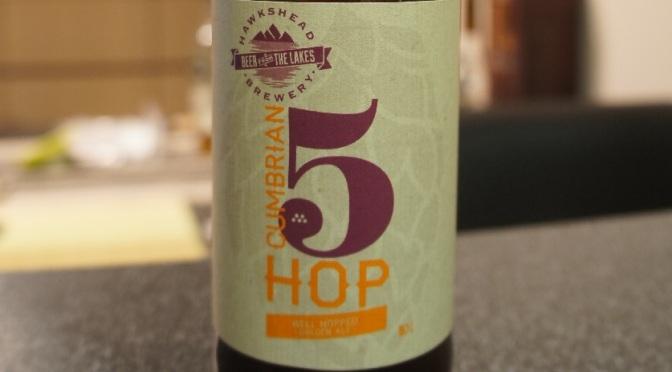 Hawkshead Cumbrian 5 Hop