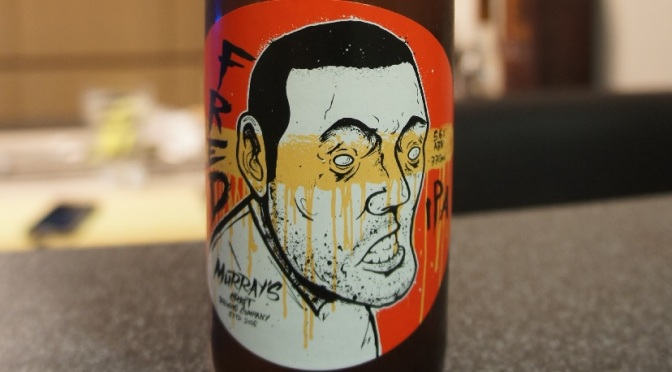 Murray's Fred IPA