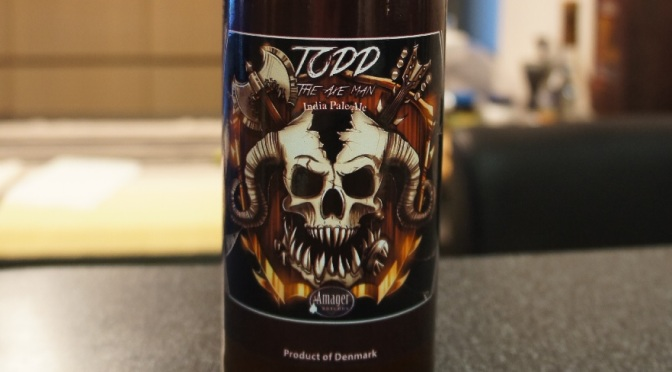 Amager x Surly Todd the Axe Man IPA
