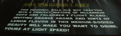 toppling goliath light speed pale ale 4