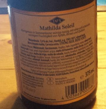 schneider weisse tap x mathilda soleil 4