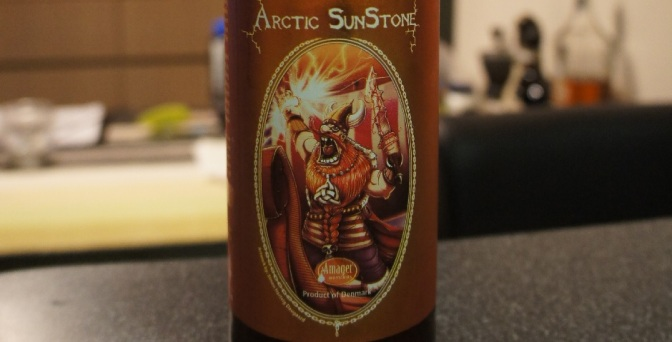 Amager x Three Floyds Arctic Sunstone