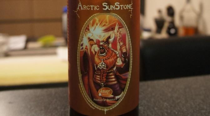 Amager x Three Floyds Arctic Sunstone