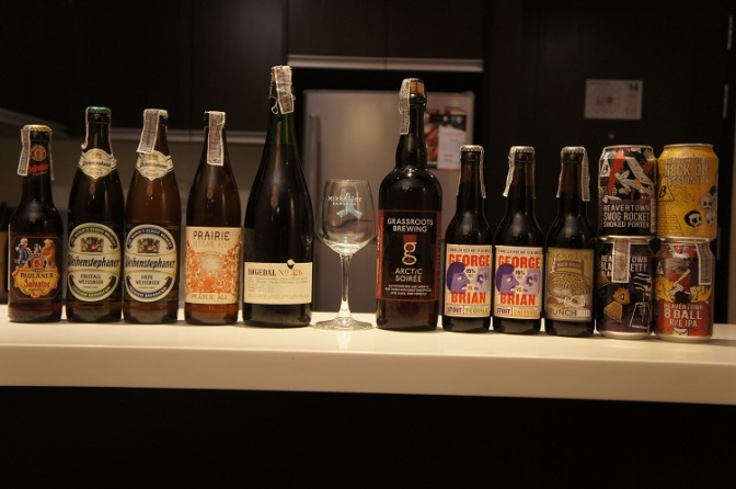 Beer Haul – 2015 October (Bangkok)