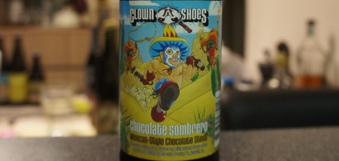 Clown Shoes Chocolate Sombrero