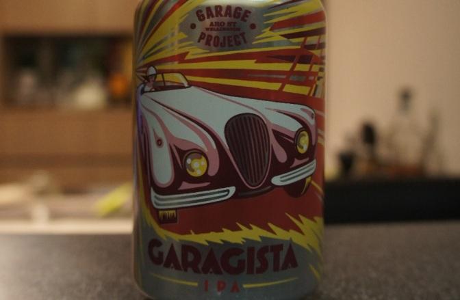 Garage Project Garagista IPA