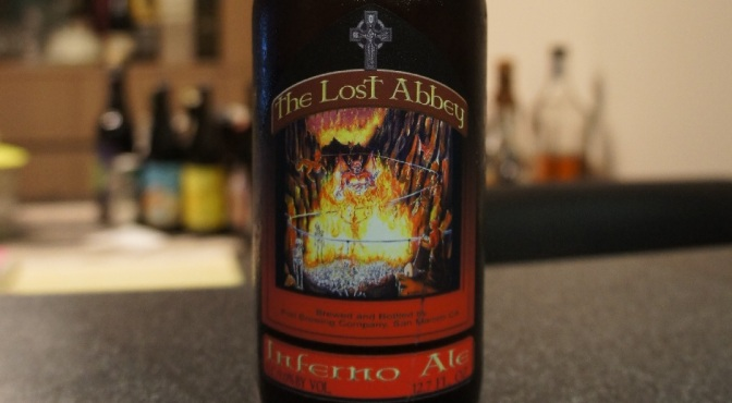 Lost Abbey Inferno Ale