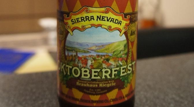 Sierra Nevada x Brauhaus Riegele Oktoberfest
