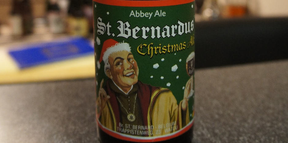 Brouwerij St. Bernardus NV   words of another dreamy traveller