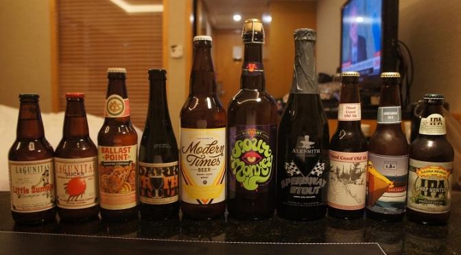 Beer Haul – 2015 November (Singapore)
