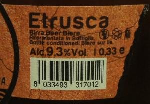 birra del borgo etrusca 5