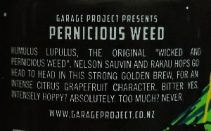 garage project pernicious weed 4