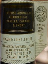goose island bourbon county brand stout 7