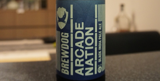 BrewDog Arcade Nation