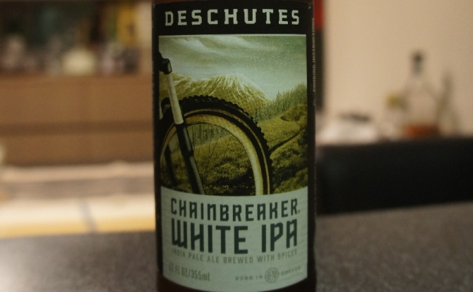Deschutes Chainbreaker White IPA