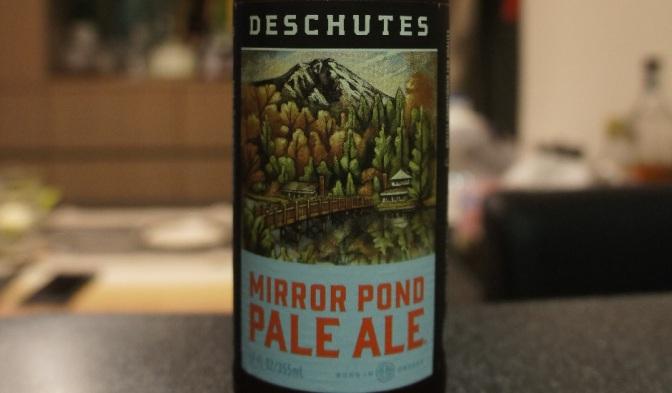 Deschutes Mirror Pond Pale Ale