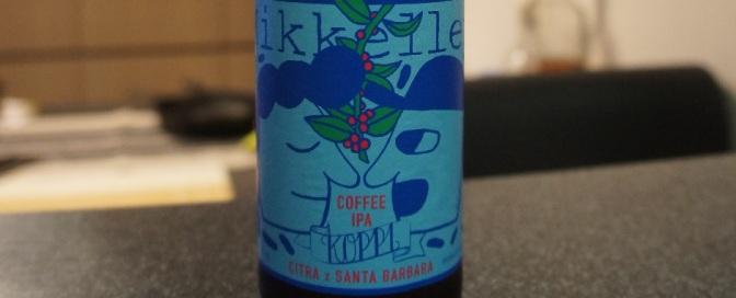 Mikkeller Koppi Coffee IPA Citra x Santa Barbara