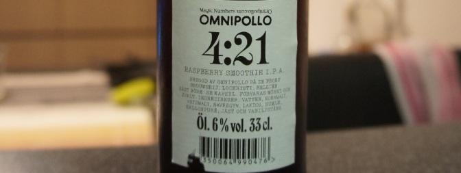 Omnipollo Magic #4:21 Raspberry Smoothie IPA