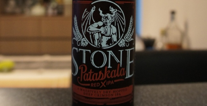Stone Pataskala Red X IPA