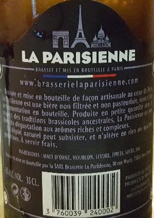 la parisienne brune 2