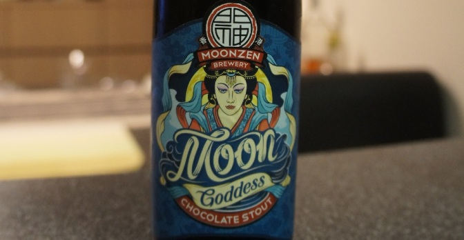Moonzen Moon Goddess Chocolate Stout
