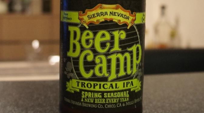Sierra Nevada Beer Camp (2016): Tropical IPA