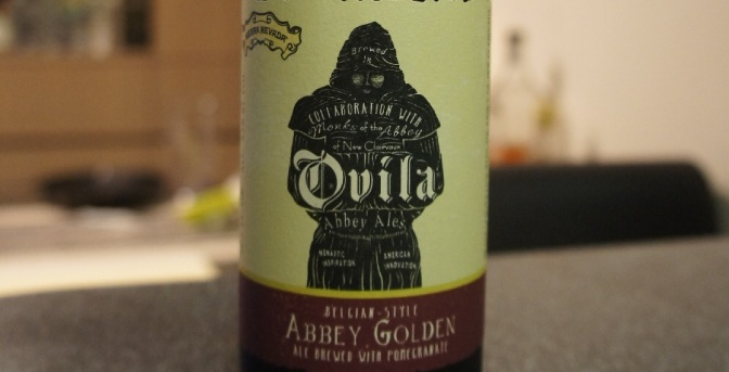 Sierra Nevada Ovila Abbey Golden – Pomegranate