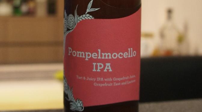 Siren Pompelmocello IPA