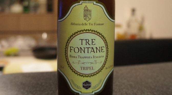 Tre Fontane Tripel