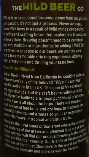 wild beer madness ipa 4