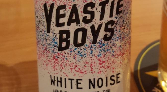 Yeastie Boys White Noise