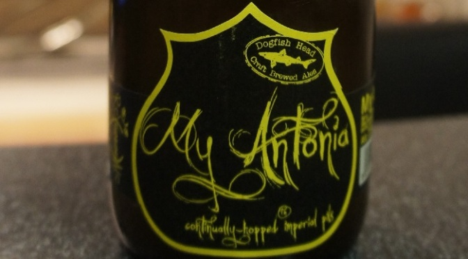 Birra del Borgo x Dogfish Head My Antonia