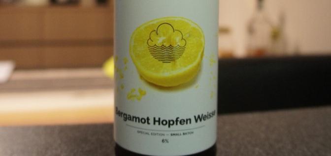 Cloudwater Bergamot Hopfen Weisse