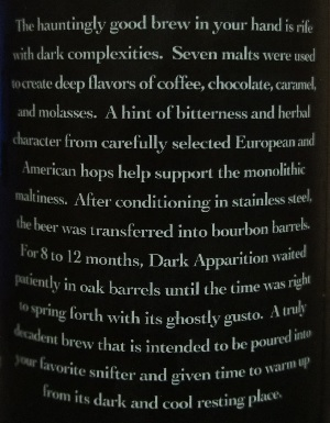 jackie o's bourbon barrel dark apparition 4
