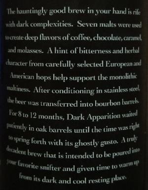 jackie o's bourbon barrel dark apparition 4