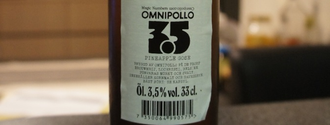 Omnipollo Magic #3.5 Pineapple Gose